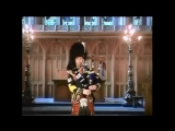 Highland Cathedral (Dunblane) -Bagpipes and drums