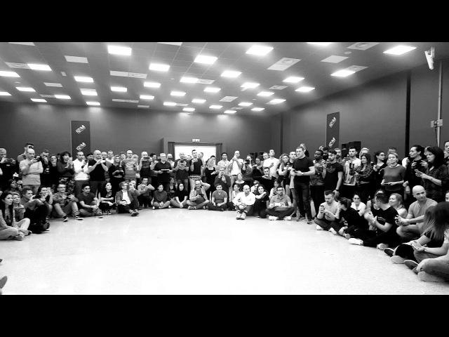 ALBIR ROJAS Matilde Natalia Magic Moment Kizmi Kiz♡Mi Milano Kizomba Festival 2017