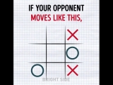 How to win in tic tac toe