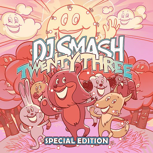 Smash альбом Twenty Three (Special Edition)