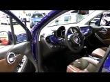 Fiat 500X Trekking Plus Pro 2018