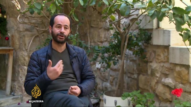 L'Intifada à travers les yeux d'un musicien palestinien
