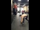 Тренировка в Cross fit