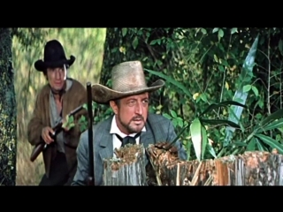 «Оцеола» (1971) - драма, реж. Конрад Петцольд, Джеймс Уинберн
