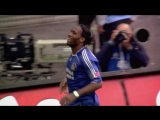 Thats the day the love story with Wembley started! - Didier Drogba ?  On this day in 2007, the Blues beat Man Utd to win the