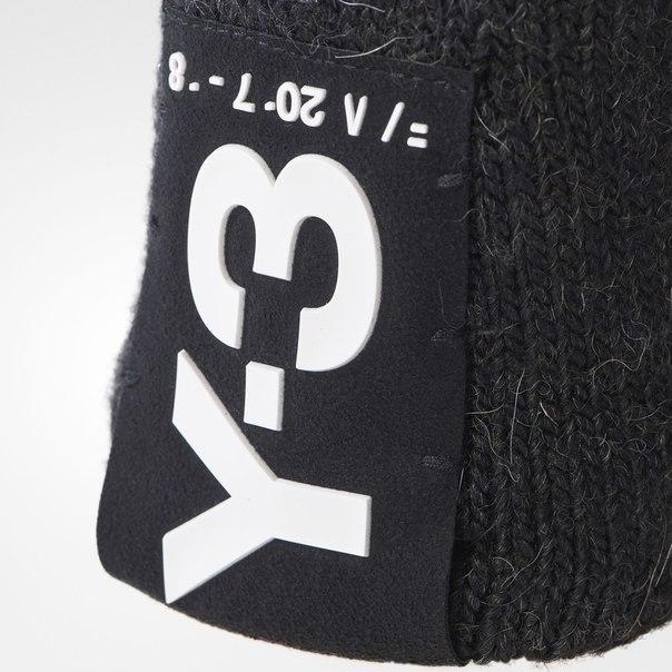 Перчатки Y-3 Badge
