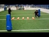 Ino Vitale D- Line Drills 2013