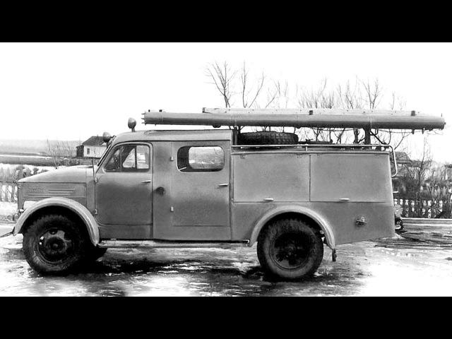 ПМГ 36 на шасси ГАЗ 51А 1962 67