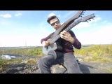 Closer To The Heart - Rush - Harp Guitar Cover - Jamie Dupuis