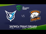 Virtus.pro vs VGJ.Thunder, Bucharest Major, game 2