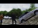 Range Rover Sport забрался в Небесные врата