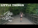 Little Things - Annie LeBlanc Lyric Video