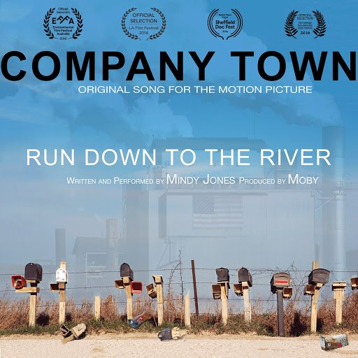 """MINDY JONES альбом Run Down to the River (Original Song for Motion Picture """"Company Town"""")"""