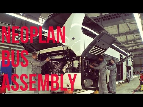 Neoplan Buses Production