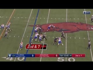 Duke Dawson: Florida Gator - Shutdown CB Career Highlights [HD]