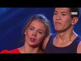 Танцы: Тимур Базаров и Ольга Батурина (сезон 4, серия 16)