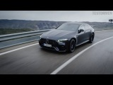 Mercedes-AMG GT 63 S 4Matic+ 4-Door Coupe (Driving)