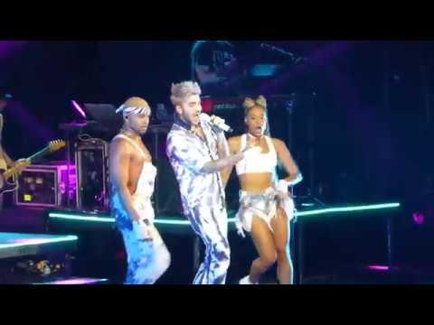20160502 Adam Lambert - Lay Me Down/Shady/Fever in Vienna