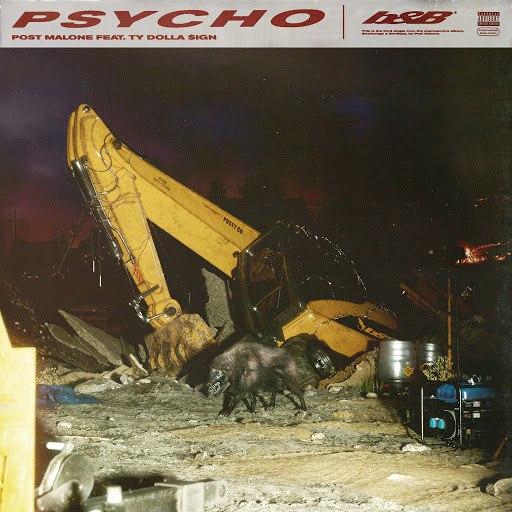 Post Malone альбом Psycho