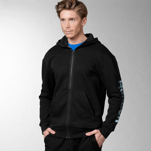 Худи Fleece Full Zip