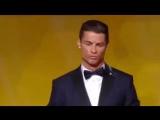 Cristiano Ronaldo Siii yell