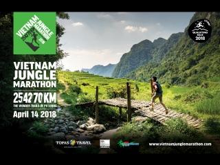 VietNam Jungle Marathon Trailer 2018 - Hachi8