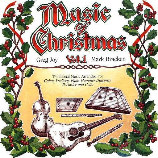 Greg Joy альбом Music Of Christmas Vol. One