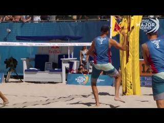 Phil DALHAUSSER/Nick LUCENA (USA) vs Daniele LUPO/Paolo NICOLAI (ITA)