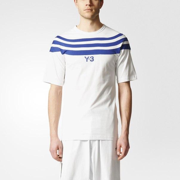 Футболка Y-3 3-Stripes