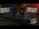 Hard bunker: описание зомби