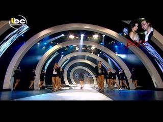 Ya Majnoun Haifa Wehbe Elite Model LBC HD  (1)