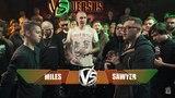 VERSUS: FRESH BLOOD 4 сезон (Miles VS Sawyer) Отбор