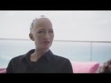 Уилл Смит на свидании с РОБОТОМ / Will Smith