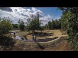 Памп-трек в Горкинско-Ометьевском лесу / Legato Sports Architecture / 2