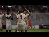 Прохождение FIFA 18 карьера за Игрока: Геральта из Ривии - Часть 35: 1/4 финала кубка Италии