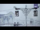Настоящая зима напугала шотландцев