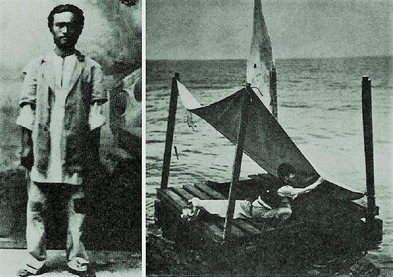 133 дня Пун Лима. История моряка, затерянного в океане.