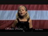 Ave Maria - Jackie Evancho