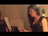 Alyosha - Алёша - Ты мое всё (cover by Polina Kharlanova),красивая милая девушка классно спела кавер,поёмвсети,красивый голос