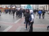 Новый Год на красной площади в Москве))