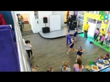 Пилоты ( танец Полины)