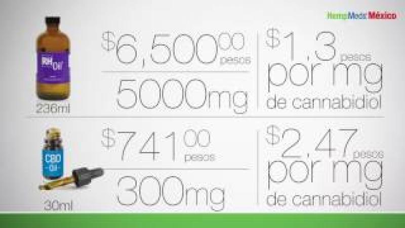 ¿Cómo seleccionar un aceite de cannabidiol al mejor precio?