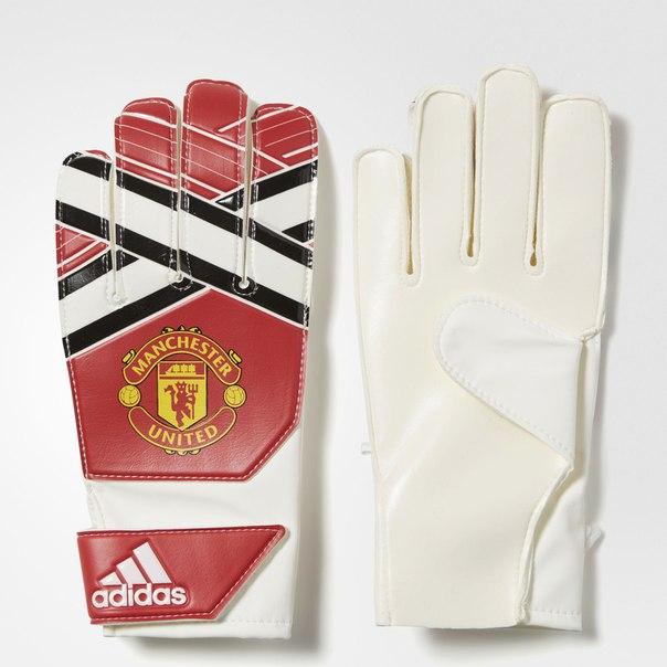 Вратарские перчатки ACE Pro Манчестер Юнайтед