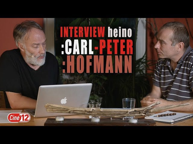 Interview / heino mit :Carl Peter :Hofmann - Global Common Law Court