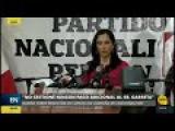 Nadine Heredia No gestion