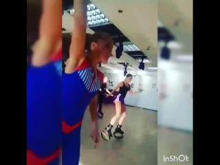 Kangoo Jumps. Комбез Cruise