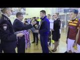 Сборная команда Московского Университета МВД России стала победителем турнира по мини-футболу, посвящённого памяти генерал-лейте