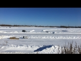 Ледовые гонки в Нефтеюганске.  Анонс он-лайн.