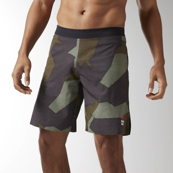Спортивные шорты Reebok CrossFit Super Nasty Reversible