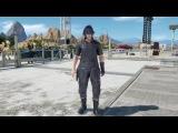 Трейлер Ноктиса для Tekken 7